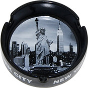 New York City Skyline Photo Ashtray