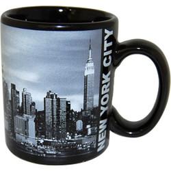 New York City Skyline Photo 4oz. Mini Mug Photo