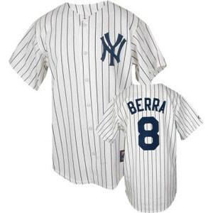 Yogi Berra Youth Jersey photo