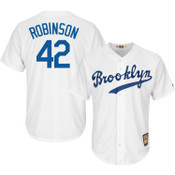 "Jackie Robinson Cooperstown ""Brooklyn"" Jersey"