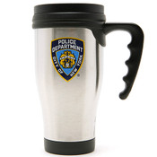 NYPD Travel Mug