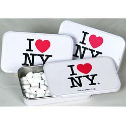 I Love NY Breath Mints Photo