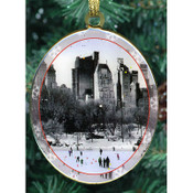 Central Park Double Sided Ornament