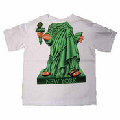 Statue of Liberty Kids Tee