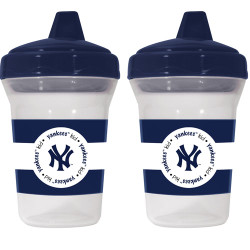 NY Yankees Sippy Cups 2-Pack Photo
