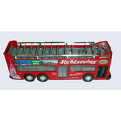 NYC Sightseeing Double Decker Toy Tour Bus