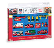 FDNY 14 Piece Play Set