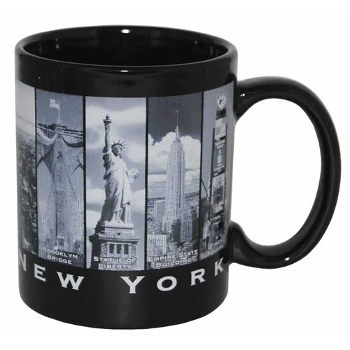 Black & White 9 Windows 11oz Mug photo