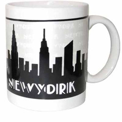 Grey Skyline 11oz Mug Photo