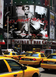 Yellow Cabs on Times Square I Photo Magnet Photo