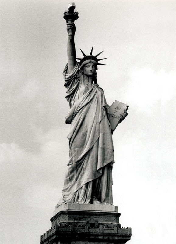 Statue of Liberty Photo Magnet photo