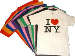 Wholesale I Love NY Shirts Photo