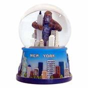 Snowglobe 45Mm Empire State Bldg./Monkey