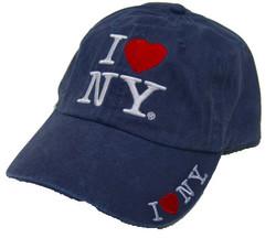 I Love NY Navy Cap Photo