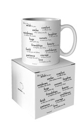 My Wish For You Quotable Mug Photo