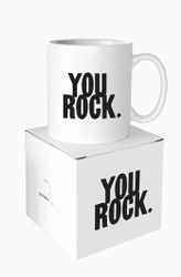 You Rock Quotable Mug Photo