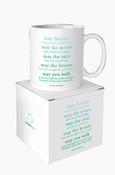 May the Sun Quotable Mug