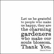 Let Us Be Grateful Quotable Card
