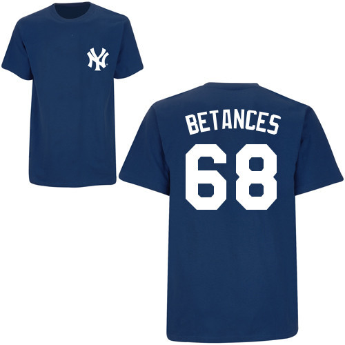 Dellin Betances NY Yankees Name and Number T-Shirt photo