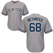 Dellin Betances NY Yankees Replica Youth Road Jersey