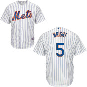 David Wright  New York Mets Ladies Replica Jersey