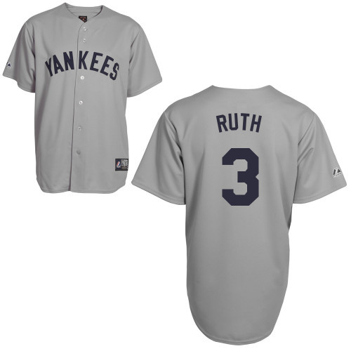 premium selection 7ea16 cf0d7 Babe Ruth Jersey - NY Yankees 1927 Cooperstown Replica Throwback Jersey
