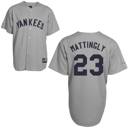 Don Mattingly Jersey - NY Yankees 1927 Cooperstown Replica Throwback Jersey photo