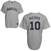 Phil Rizzuto Jersey - NY Yankees 1927 Cooperstown Replica Throwback Jersey