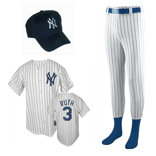 Babe Ruth Costume for Kids photo