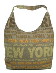 Robin-Ruth NY Khaki-Orange Luxury Bag Photo