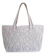 Robin-Ruth NY White Canvas Bag