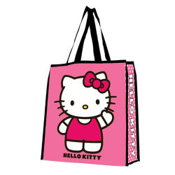 Hello Kitty Large Recycled Shopper Tote Photo