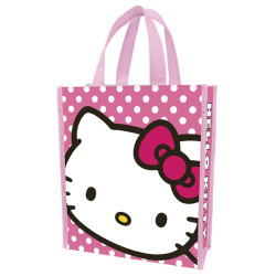 Hello Kitty Small Recycled Shopper Tote Photo