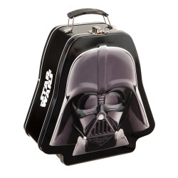 Star Wars Darth Vader Embossed Tin Tote Photo