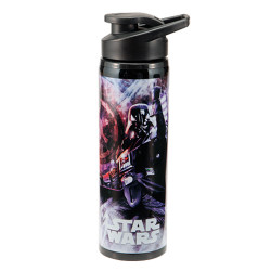 Star Wars 24 oz Stainless Steel Water Bottle Photo