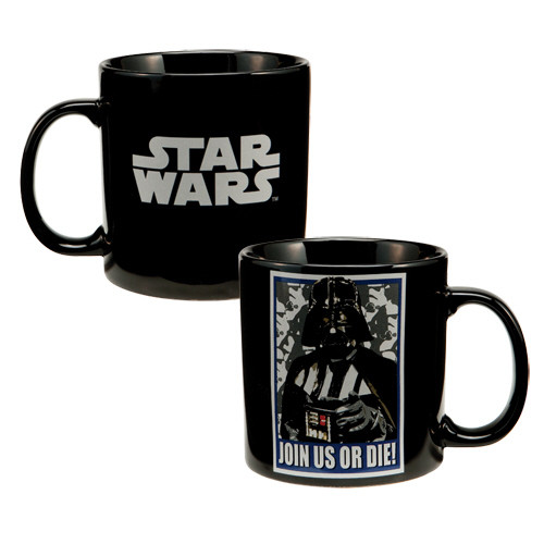 Star Wars Darth Vader 20 oz Ceramic Mug photo