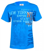 NY Established 1664 Blue Kids T-Shirt