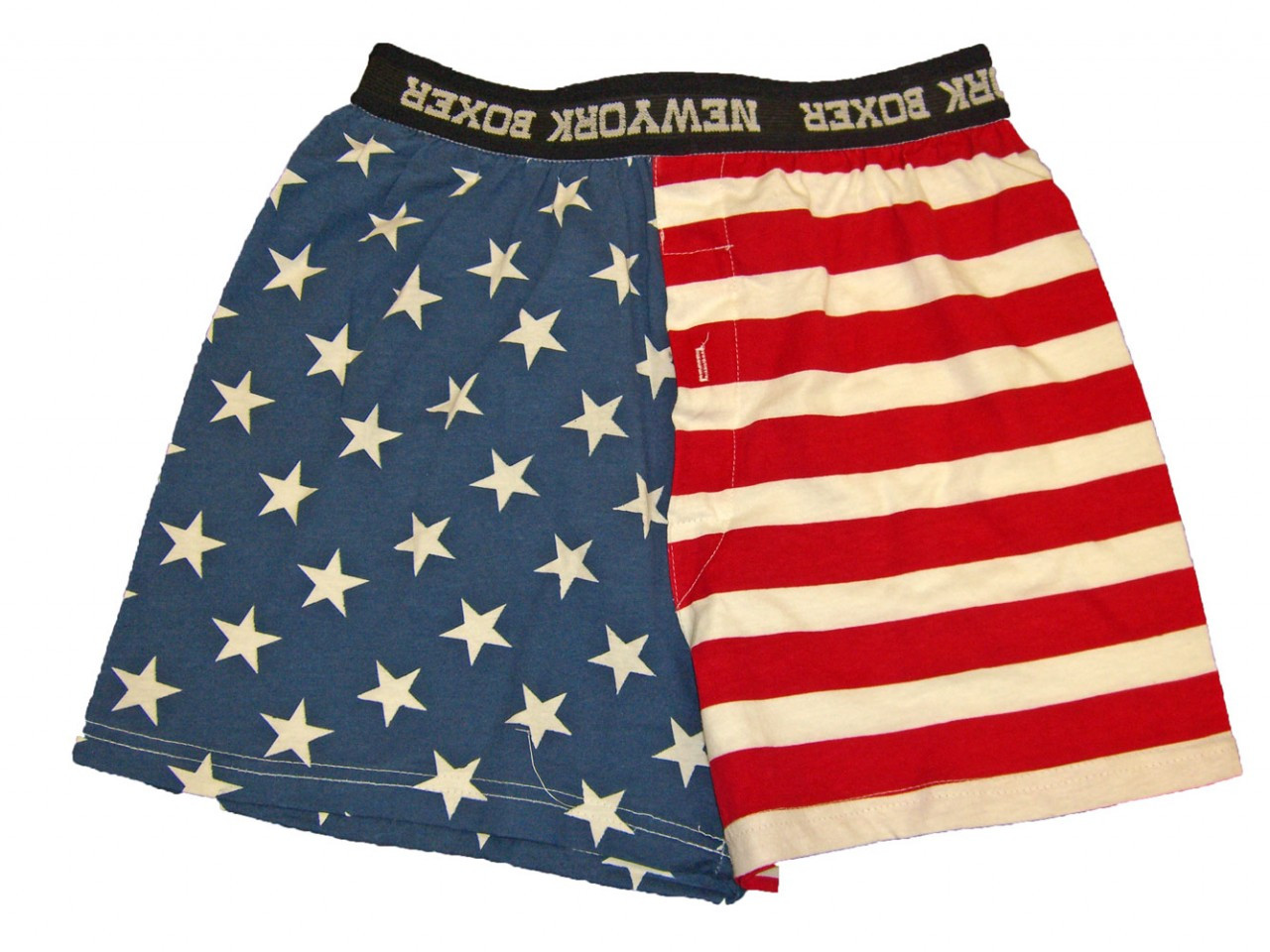 1656e782c0cc4 American Flag Boxer Shorts