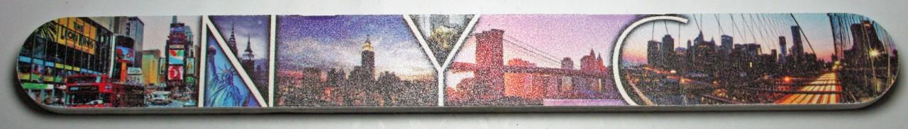 Landmarks Shaped by NYC Nail File photo
