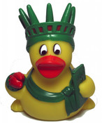 Statue of Liberty Rubber Ducky
