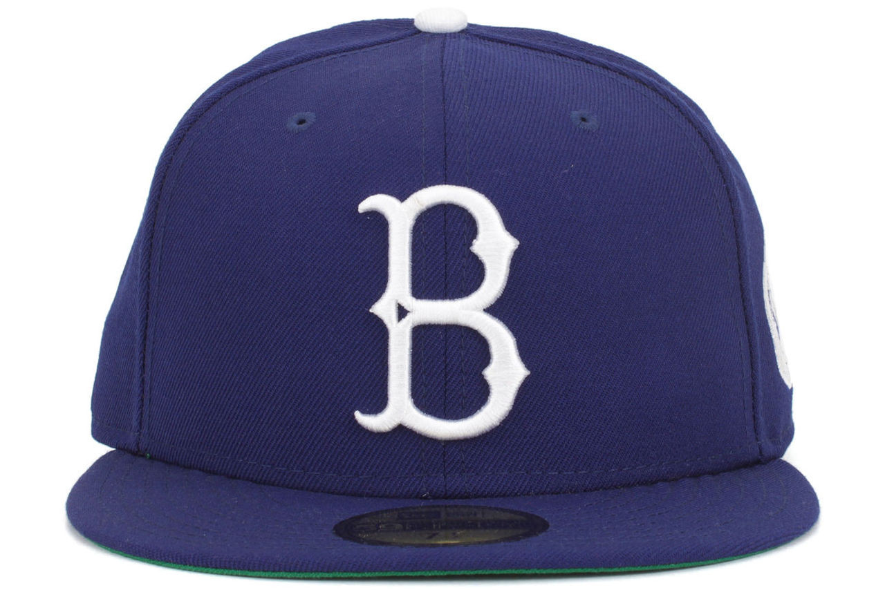 0f435be0dfa ... MLB Throwback  Brooklyn Dodgers 59FIFTY Fitted Cap. Loading zoom