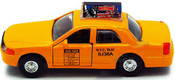 "NYC Taxi Cab 5"" Pullback Toy Car"