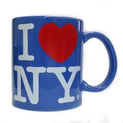 I Love NY Ocean Blue 11oz. Mug Photo