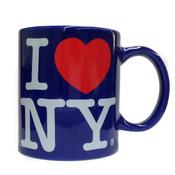 Royal Blue I Love NY Mug