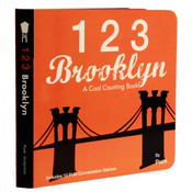 123 Brooklyn – A Cool Counting Book