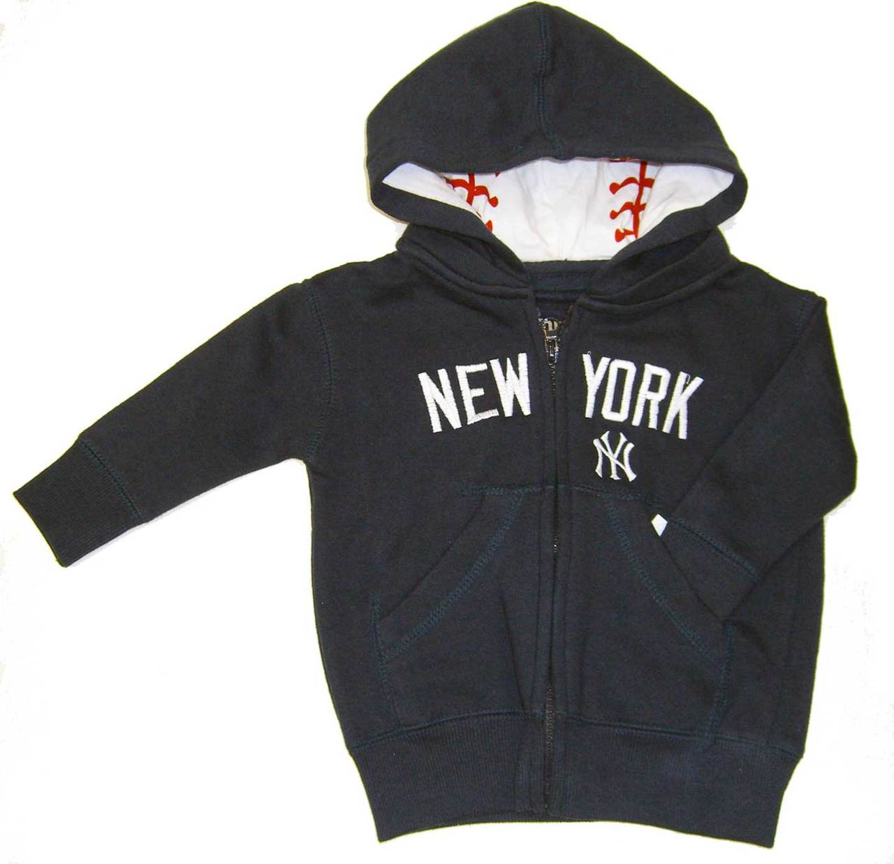 "Yankees Toddler ""Team ID"" Navy Sweatshirt photo"