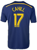 Tim Cahill Navy Away Replica Jersey