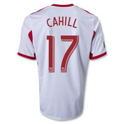 Tim Cahill White Primary Replica Jersey