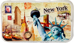 NYC Collage Breath Mints Photo