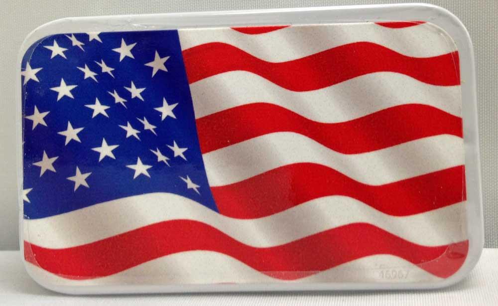American Flag Breath Mints photo